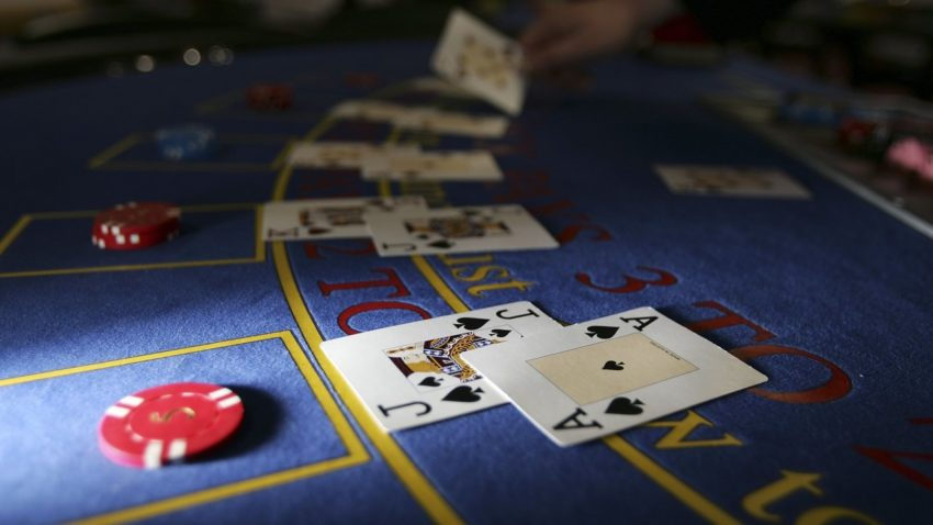 Why are all the casino dealers good looking?
